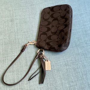 Coach Pouch *Used* Good Condition